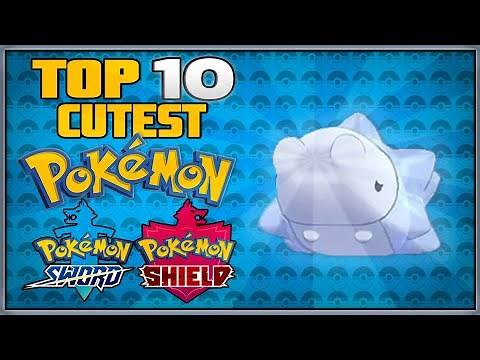 Top 10 Cutest Pokémon in Sword and Shield