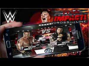 TNA Impact ANDROID Wrestling Game DOWNLOAD (37 MB)