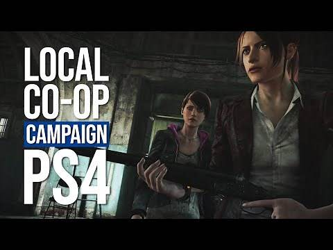 20 Best PS4 Local Co-op Campaign Games