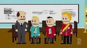South Park Season 18 Episode 6 Freemium Isn't Free