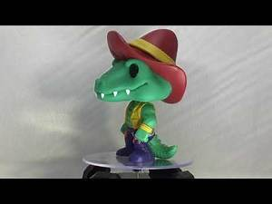 Funko POP! Unboxing Video - TMNT Leatherhead (Specialty Series Exclusive)
