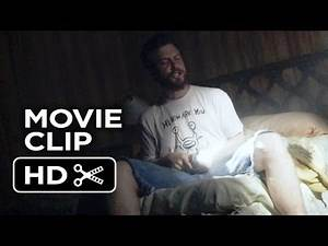 Exists Movie CLIP - I Ain't Staying Here (2014) - Bigfoot Horror Movie HD