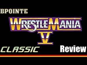 The Mega-Powers Explode! 🤼 WWE WrestleMania 5 Review - Podcast Classic #40 (Deutsch)