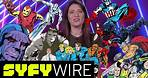 Comic Book Artist Jack Kirby in 2 Minutes   SYFY WIRE