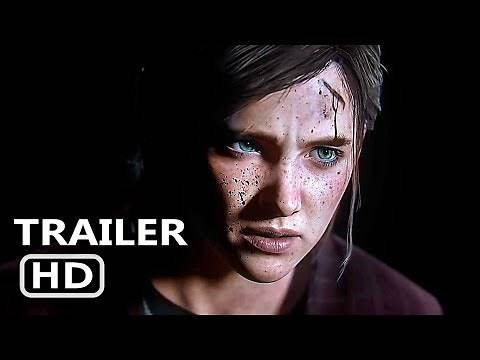 PS4 - The Last Of Us 2 The Evolution of Ellie Trailer (2020) TLOU2