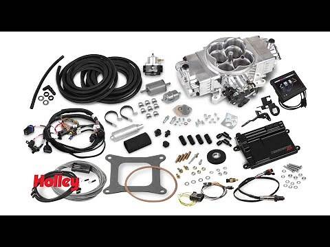 Holley Terminator Stealth EFI System Features, Benefits, and Complete System Unboxing