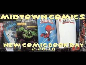 Thanos, The Flash, Avengers No Surrender, and guest Vita Ayala on New Comic Book Day!