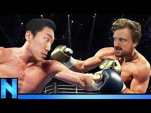 Knocking Each Other Out To See Who's The Best Boxer - CREED VR