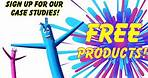 FREE ADVERTISING PRODUCTS - FEATHER FLAGS & BANNERS
