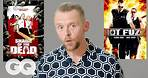 Simon Pegg Breaks Down His Most Iconic Characters   GQ