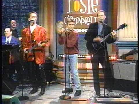 The Monkees perform on the Rosie O'Donnell Show (1996)