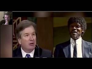 Samuel L. Jackson Parodies Brett Kavanaugh Hearing