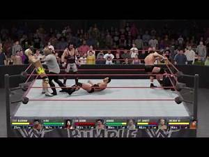 WWE 2K16 Royal Rumble 1999