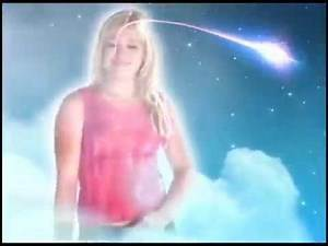 Disney Channel Hilary Duff(Lizzie McGuire)Wand ID Is in the Clouds(NaQis&Friends/USA)(2003)