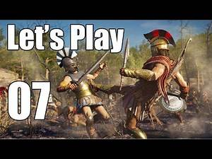 Assassin's Creed Odyssey - Let's Play Part 7: Penelope's Shroud