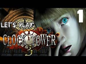 Let's Play Clock Tower 3 - Part 1 - Dansgaming | Gameplay Walkthrough - PS2 Horror