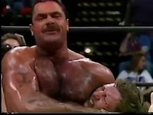 Ravishing Rick Rude vs Dave Hart 03 05 1994 WCW Saturday Night