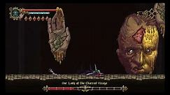 Blasphemous - Our Lady of the Charred Visage (No Damage / Sword Only)