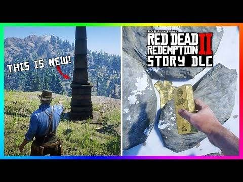 NEW RDR2 Story Mode DLC TREASURE HUNT! How To Complete The Landmarks Of Richest & Find The GOLD!