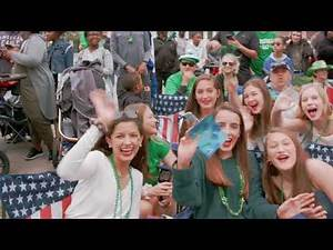St. Patrick's Day Parade in Savannah, GA 2019 by Lucky Savannah