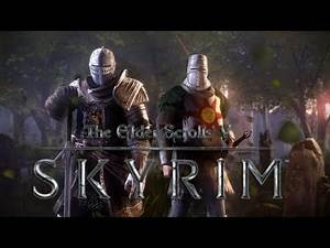 Jolly Cooperation with Solaire of Astora - Dark Souls™ Skyrim
