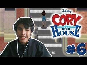 Cory In The House DS Part 6 Playthrough These Streets Are Made for Walking