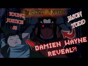 Young Justice S3 Jason Todd And Damien Wayne Reveal!!