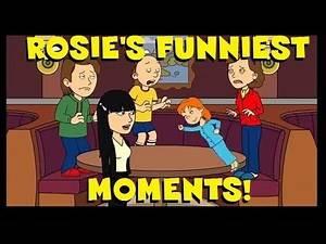 Rosie's FUNNIEST Bad Behavior COMPILATION!