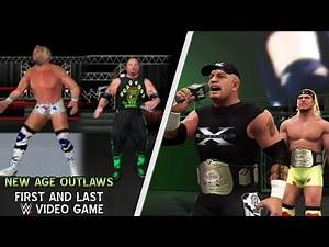 New Age Outlaws' First & Last WWF/WWE Video Game (1999-2016)