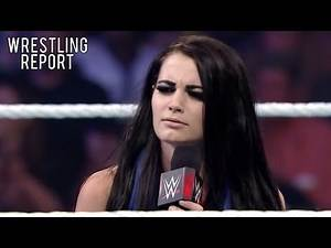 Paige SUSPENDED by WWE AGAIN, Brock Lesnar vs Shane McMahon? | Wrestling Report