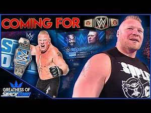 Brock Lesnar RETURNS For WWE Title!! (WWE SmackDown Live September 17, 2019 Results & Review!)