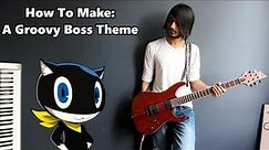 How To: Make a Groovy Boss Battle Theme in 5 Minutes || Shady Cicada