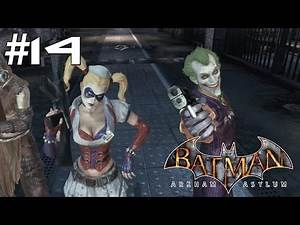 Batman Arkham Asylum: Story Mode Playthrough Ep. 14 - BANG BANG!