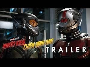 Marvel Studios' Ant-Man And The Wasp: Người Kiến Và Chiến Binh Ong | Trailer 2