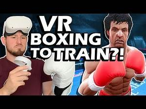 Can VR Help With Martial Arts?! Creed Boxing: Oculus Quest 2