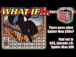 Amazing Spider-Man 300 Todd Mcfarlane Classic Cover International Set Part 2 - Global Comic Safari