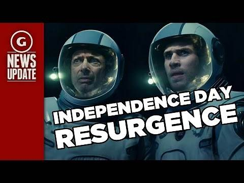 Independence Day: Resurgence Trailer Lands, Fate of Will Smith's Character Revealed - GS News Update