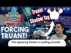 Forcing Truant on my opponents | Pokemon Sword/Shield Online