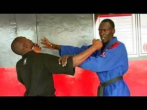 STREET DEFENCE : AFRICAN MIXED MARTIAL ARTS.