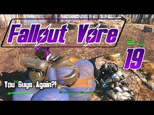 Fallout 4 Vore Mod! | Part 19 You Guys Again?!