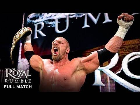 FULL MATCH - 2016 Royal Rumble Match: Royal Rumble 2016