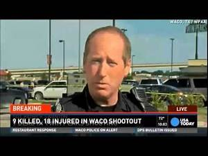 Biker Thug Gang Involved in shootout with rival gang. 9 dead 18 injuried.