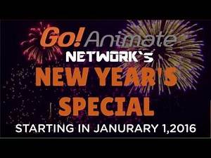(FanMade) Go!Animate Network Sign Off