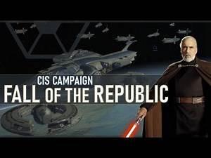 Republic Armadas & ARC Trooper Antics [Ep 2] FALL OF THE REPUBLIC   Star Wars: Empire at War Mod