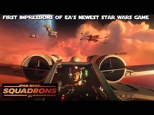 Is EA on target with Star Wars: Squadrons?
