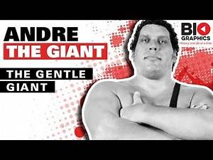 Andre the Giant: The Gentle Giant