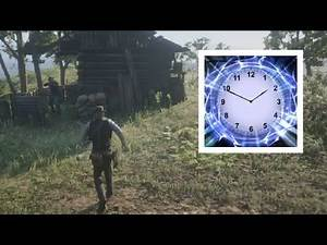 Time Traveler Mystery UPDATE and Francis Sinclair s Secret Mural in Red Dead Redemption 2!