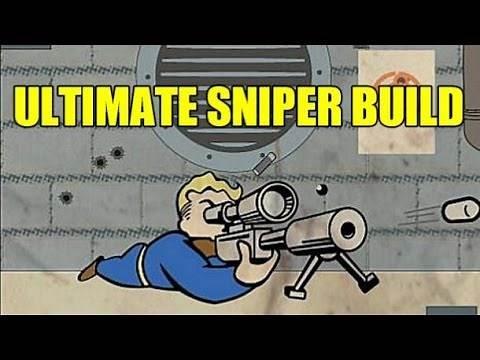 Fallout 4: Ultimate Sniper Build - Max Damage!