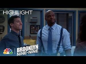 Brooklyn Nine-Nine - Terry Tells Jake About a New Case (Episode Highlight)