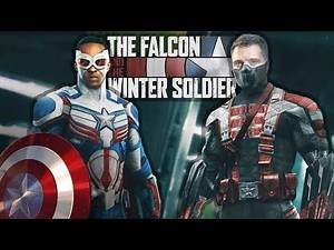 The Falcon & The Winter Soldier Everything you Need To Know